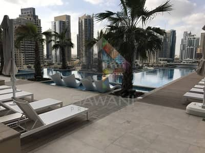 A Huge One Bedroom Available for Sale in Marina Gate 1