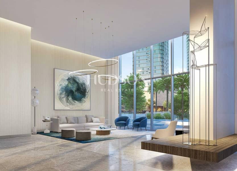 شقة في بيتش آيل إعمار الواجهة المائية دبي هاربور 1 غرف 2015888 درهم - 5386687