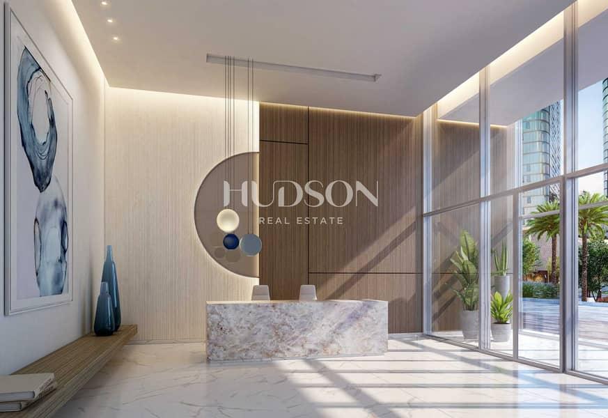 شقة في بيتش آيل إعمار الواجهة المائية دبي هاربور 2 غرف 2668888 درهم - 5386679