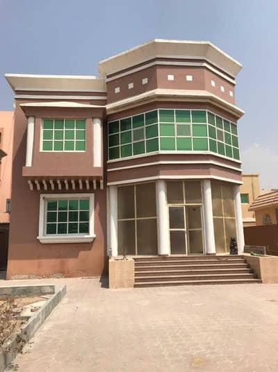 Villa for Rent in Al Rawda, Ajman - Villa for rent in Al Rawda * Prime location * 5 thousand feet area * Full maintenance on the owner