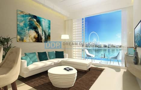 Studio Apartment For Sale | Panoramic Sea View