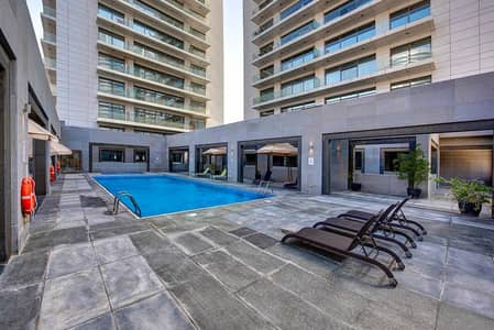 1 Bedroom Flat for Sale in Barsha Heights (Tecom), Dubai - Penthouse with Big Terrace for Sale One Bedroom with living Room