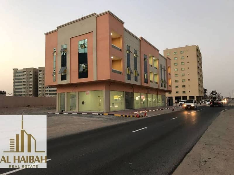 9 For sale new building G + 2 and Rove on Qar Street