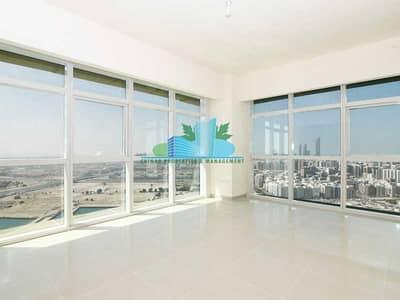 شقة 3 غرف نوم للايجار في جزيرة الريم، أبوظبي - Huge 3 Masters with Maid-room|Sea-View|Big Balcony|3 payments