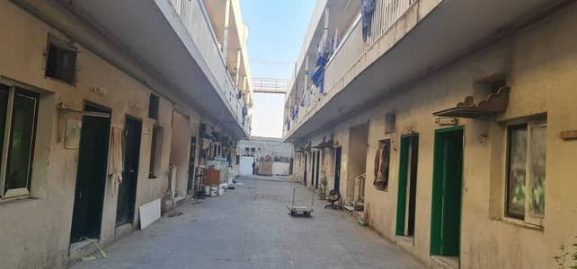 Labour Camp for Rent in Industrial Area, Sharjah - ***50 rooms Labor Camp available in Industrial Area 10, Sharjah ***