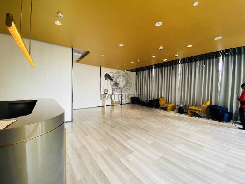14 Beautiful Ready to Move 1BR in Merano Tower_With Kitchen Appliances
