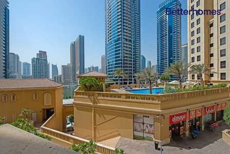2 Bedroom Apartment for Sale in Jumeirah Beach Residence (JBR), Dubai - Pool View | Bright & Airy | Vacant on Transfer