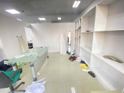 Shop for Rent in International City, Dubai - Ready Shop For Rent In SPAIN Cluster With A. C With Manager Room suitable for tailors
