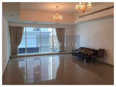 Sea and Community View 2BR plus study room Apt in Emirates Crown