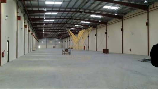 Warehouse for Rent in Al Saja, Sharjah - Warehouse  for Rent Brand New and Vacant in Al Saja - Sharjah