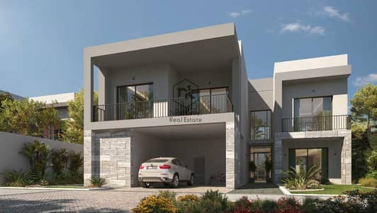 5 Bedroom Villa for Sale in Yas Island, Abu Dhabi - Yas Acres   Buy your Villa   Choose your payment plan