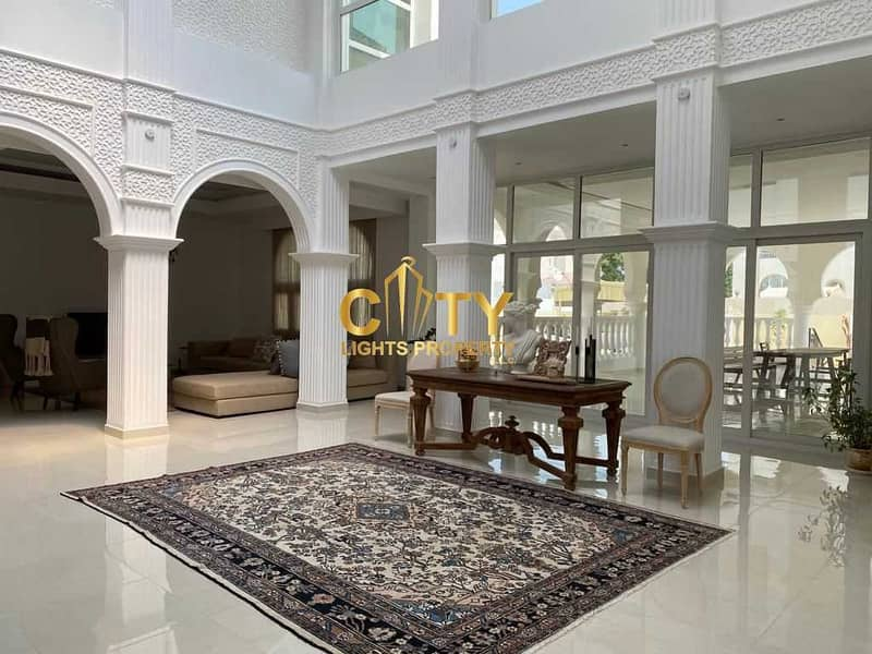 11 Great for Investment | 5 Villas Compound with Shared Swimming Pool