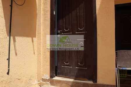 Studio for Rent in Khalifa City A, Abu Dhabi - Private Entrance Studio in Khalifa City A