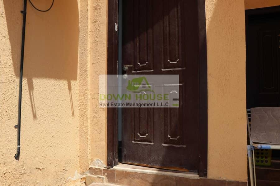 Private Entrance Studio in Khalifa City A