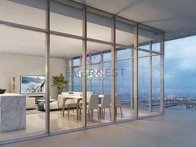 شقة 3 غرف نوم للبيع في دبي هاربور، دبي - MIAMI Style Living | Panoramic Sea View | Balcony