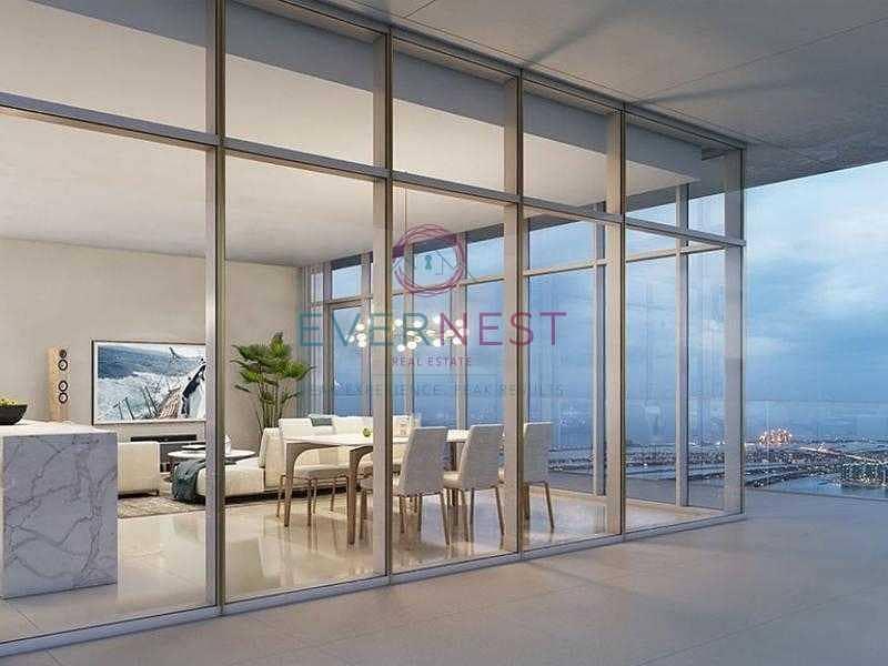 MIAMI Style Living | Panoramic Sea View | Balcony