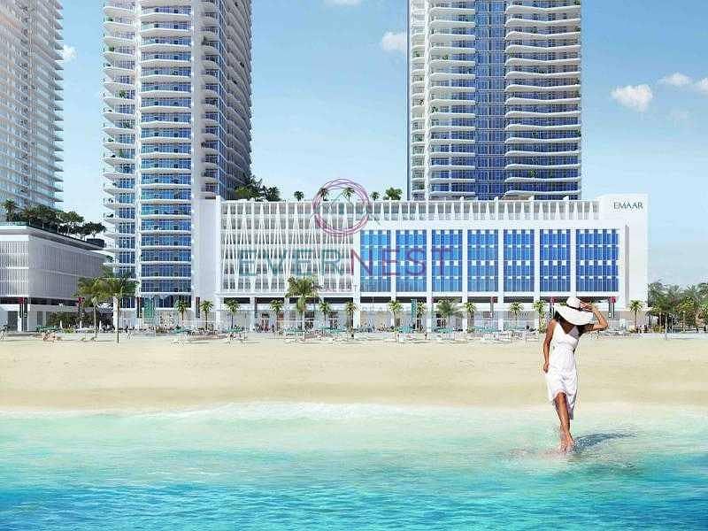 2 MIAMI Style Living | Panoramic Sea View | Balcony