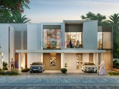 3 Bedroom Townhouse for Sale in The Valley, Dubai - SIngle Row Townhouse | Wonderful Location | NARA