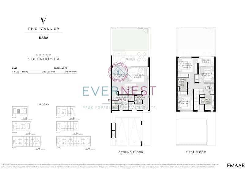 12 SIngle Row Townhouse | Wonderful Location | NARA