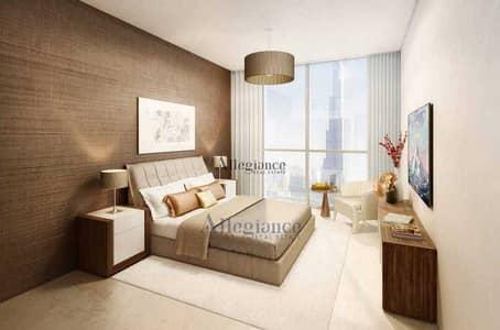 فلیٹ 3 غرف نوم للبيع في وسط مدينة دبي، دبي - 6 YRS Post handover| 5% booking |Burj Khalifa View