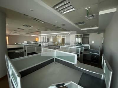 مکتب  للايجار في البرشاء، دبي - AL BARSHA 1 | IRIDIUM | CALL CENTRE OR BUSINESS  | FITTED OFFICE FOR RENT