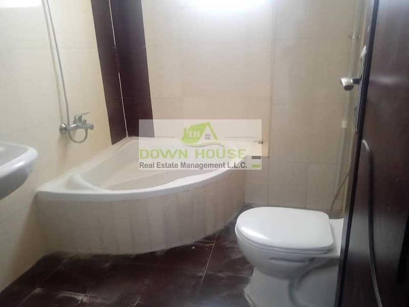 2 Best Deal 1 Bedroom Hall with Huge Balcony Opposite Khalifa Market