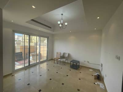 3 Bedroom Villa for Rent in Khalifa City A, Abu Dhabi - super deluxe 3 masters modern villa with private garden
