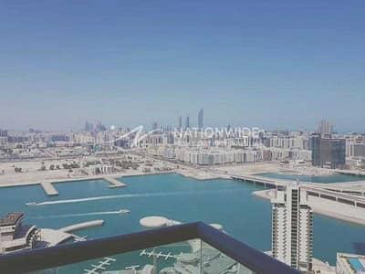 شقة 1 غرفة نوم للايجار في جزيرة الريم، أبوظبي - Charming Home With Scenic Balcony and 4 Payments