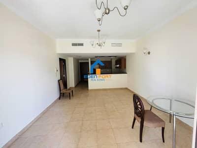 فلیٹ 1 غرفة نوم للايجار في مدينة دبي الرياضية، دبي - Chiller Free Unfur 1 bhk in Golf View Residence 35k