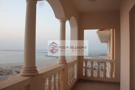 1 Bedroom Apartment for Sale in Al Hamra Village, Ras Al Khaimah - 1 BHK Sea View Royal Breeze - Great Investment