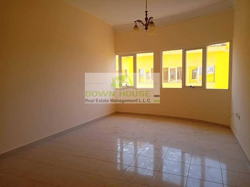 2 Excellent Deal 2-Bedroom Hall with Balcony in Khalifa A