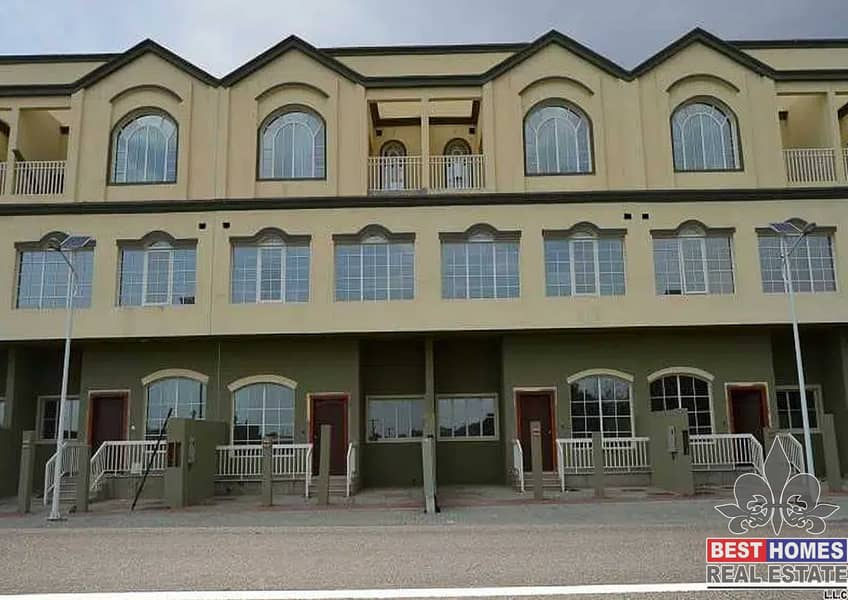 Townhouses Villa For Sale in Ajman Uptown