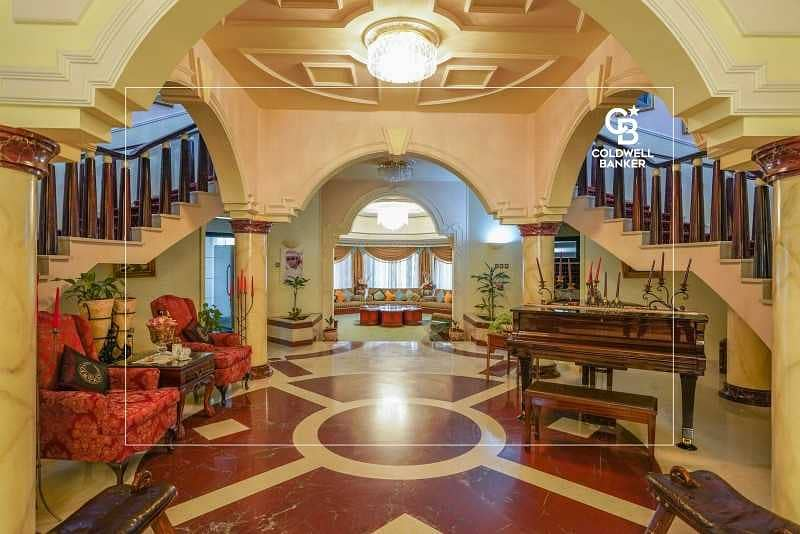 2 Luxury Mirdif Villa   Private Pool plus Cinema