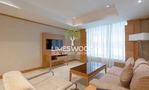 شقة فندقية 1 غرفة نوم للايجار في شارع الشيخ زايد، دبي - شقة فندقية في فندق كارلتون داون تاون شارع الشيخ زايد 1 غرف 100000 درهم - 5395896