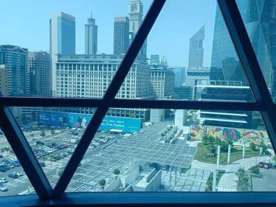مکتب  للايجار في مركز دبي المالي العالمي، دبي - مکتب في برج بارك تاور A بارك تاورز مركز دبي المالي العالمي 100000 درهم - 5395902