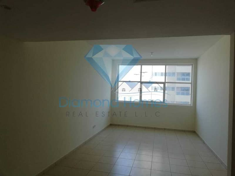 Studio For Sale with parking Ajman one towers (210000)