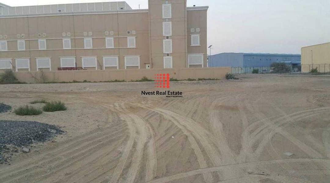 Freehold Warehouse Land-Next to Dragon Mart