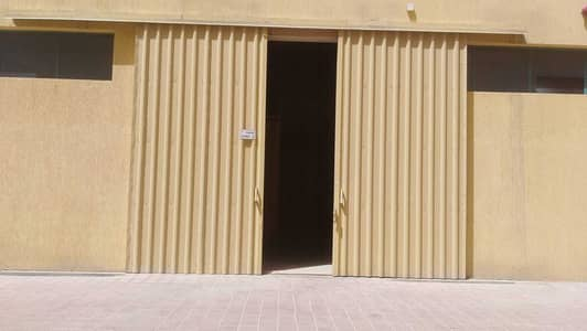مستودع  للايجار في الجرف، عجمان - مستودع في الجرف 1 الجرف 82000 درهم - 5396026