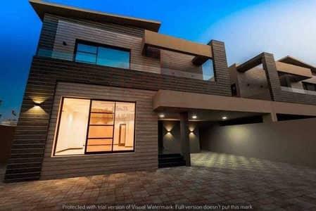 5 Bedroom Villa for Sale in Al Mowaihat, Ajman - New vip villa, steps from Sheikh Ammar Street, very special location