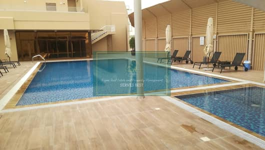 1 Bedroom Flat for Rent in Mussafah, Abu Dhabi - (8000 discount)2 Months free! 1 Bed with gym