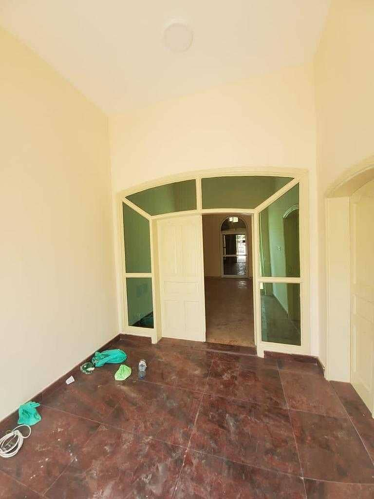 Double story 6 bedroom hall villa for rent in Al Rifa