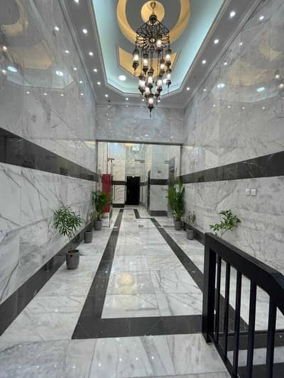 Two rooms and a hall for rent in Ajman, Al Rawda area, from the owner directly without commission