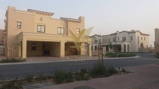 Type 2M - 3 Bed Townhouse in Reem - Mira Phase 4