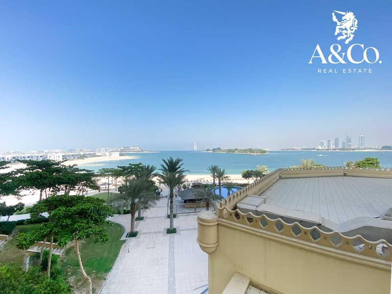 2 Sea View Vacant Great Apartment View Now