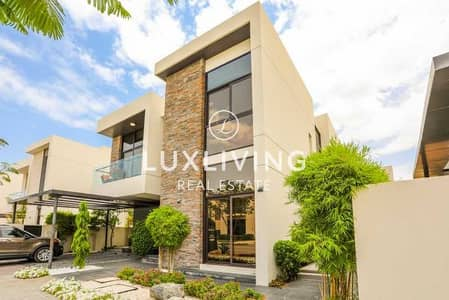 3 Bedroom Villa for Sale in DAMAC Hills (Akoya by DAMAC), Dubai - Veneto Villa    Luxury Fendi Design villa