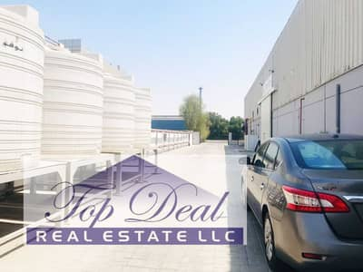 Warehouse for Rent in Mussafah, Abu Dhabi - Parking