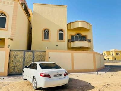 4 Bedroom Villa for Rent in Al Mowaihat, Ajman - 4 BEDROOMS HALL MAJLIS BRAND NEW 4000SQF VILLA FOR FEMLY YEARLY RENT 75000
