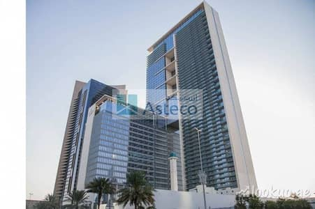 Open plan office space for sale in Burj Daman