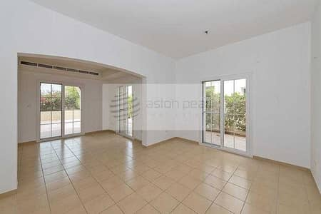 3 Bedroom Townhouse for Sale in The Lakes, Dubai - 3 BR +Maids + Study | 2E Townhouse | Extended Plot