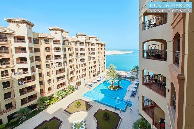 Living in Luxury - Al Marjan Island Resort and Spa